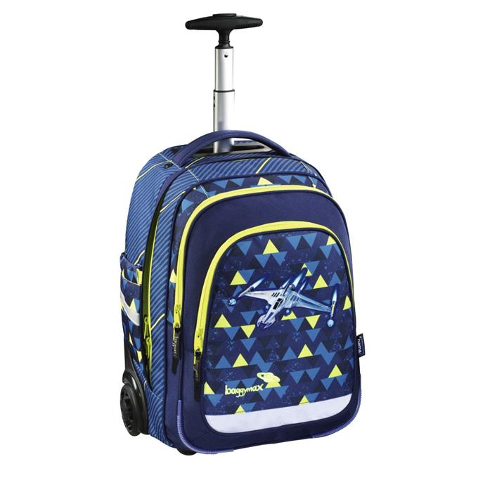 f7cb6e15f5a Novinka · Školní batoh Trolley Baggymax Vesmírná loď