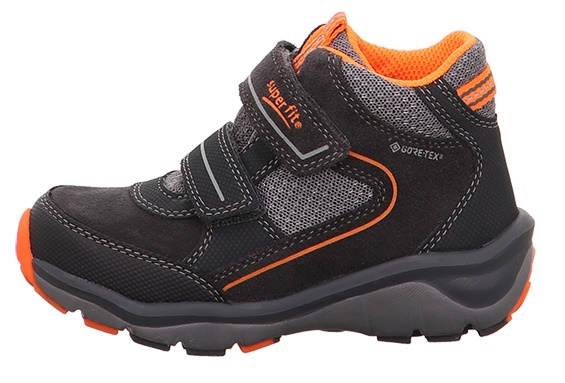 Obuv Superfit 3-09239-20 Sport5 Grau/Orange