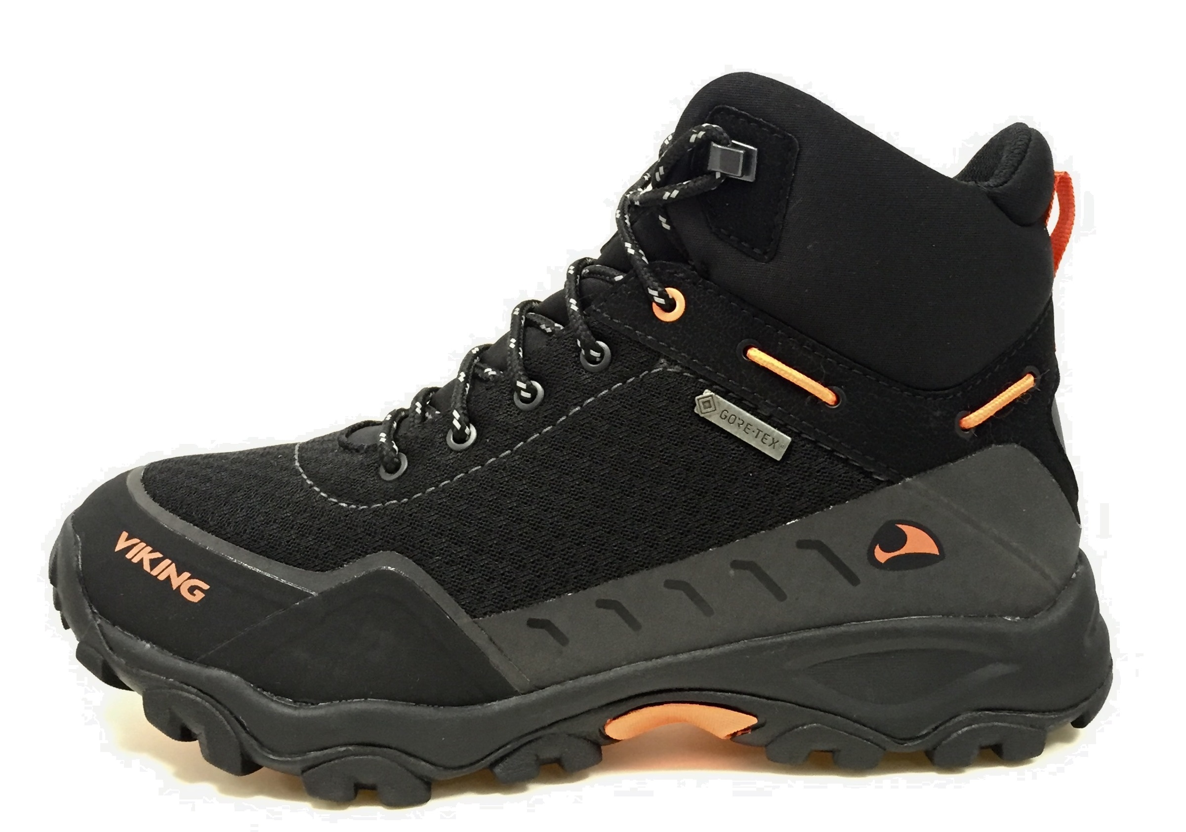 Obuv Viking RASK GTX 3-88430-231 Junior black/orange