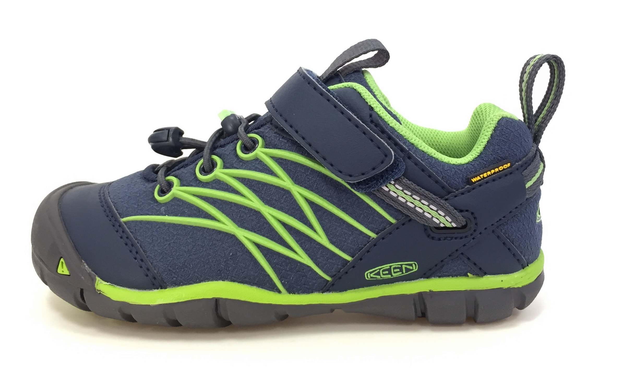 Obuv Keen Chandler CNX Dress Blues/Greenery Waterproof