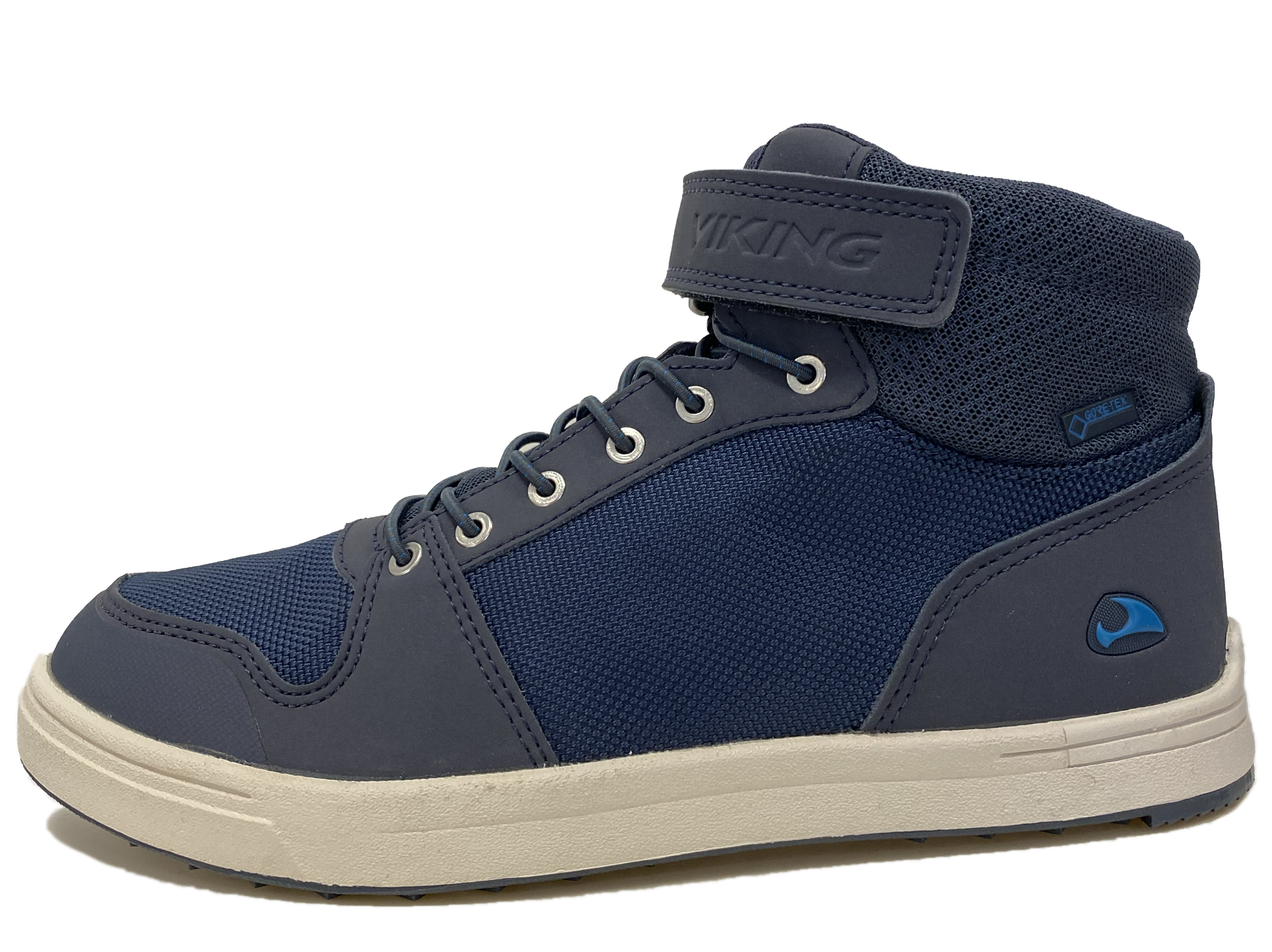 Obuv Viking 3-50150-535 Jakob Mid Navy/Blue Gore-Tex